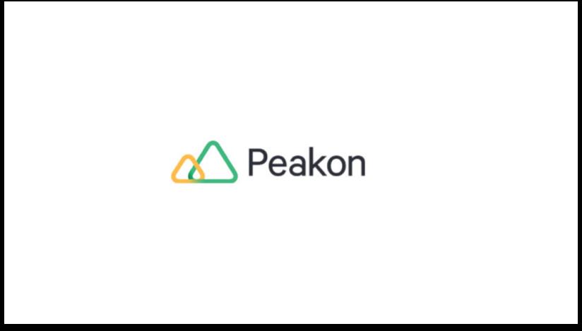 Peakon Logo Employee Engagement Software