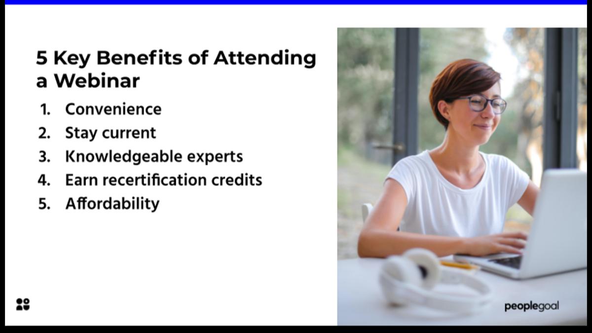 top 10 hr webinars 5 key benefits of attending a webinar