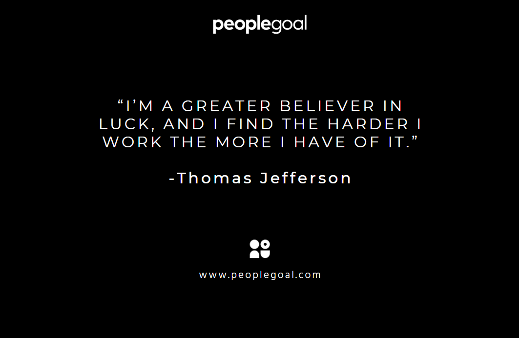 Motivational quotes for employees - Jefferson