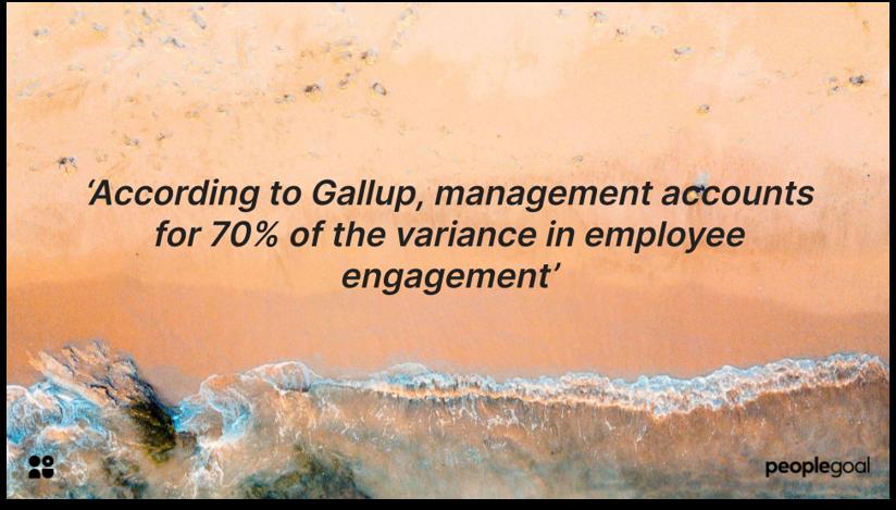 How management improves employee engagement