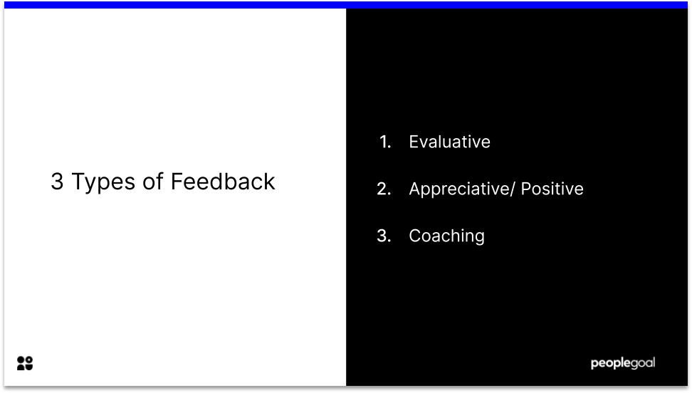3 Types of Feedback for Great Feedback Surveys