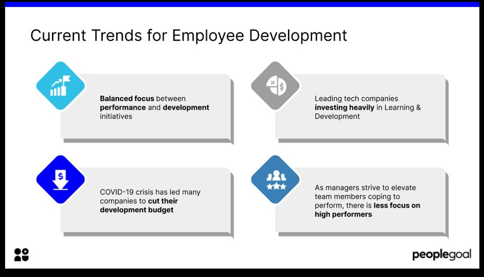current trends in employee development