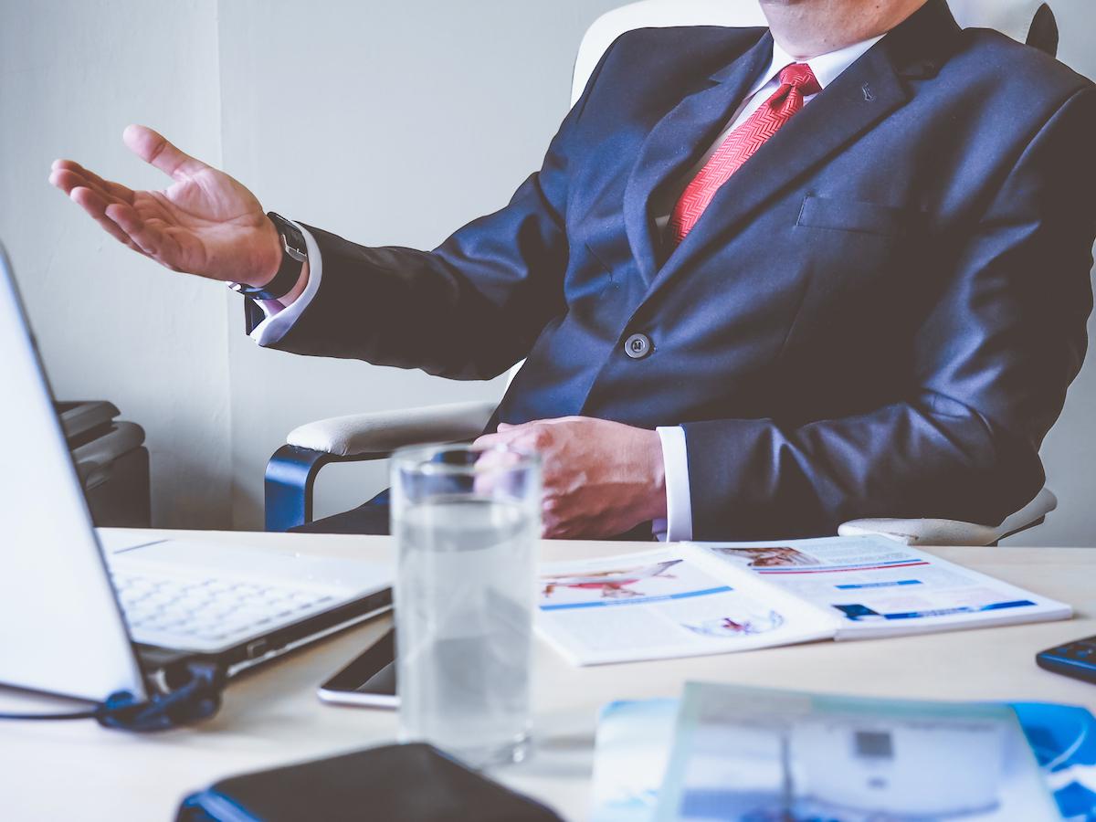 What is the difference between a boss and a leader?