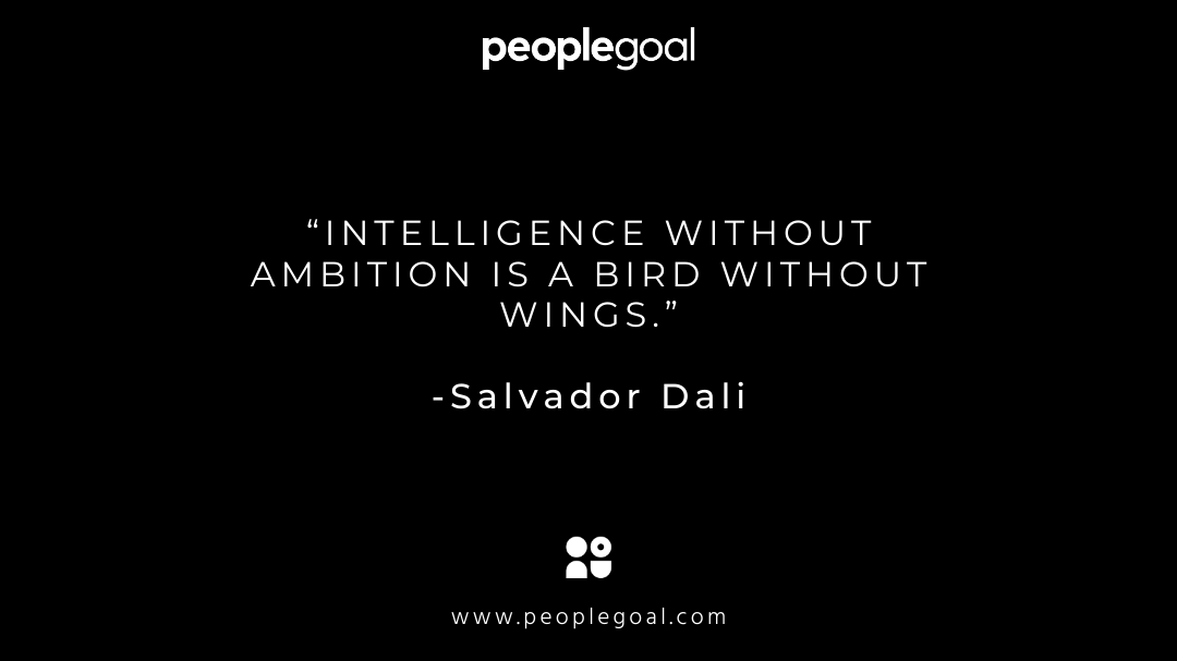 dali quote - motivational quotes