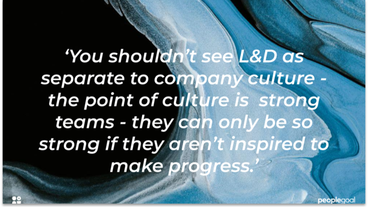 How Learning & Development Can Boost Company Culture