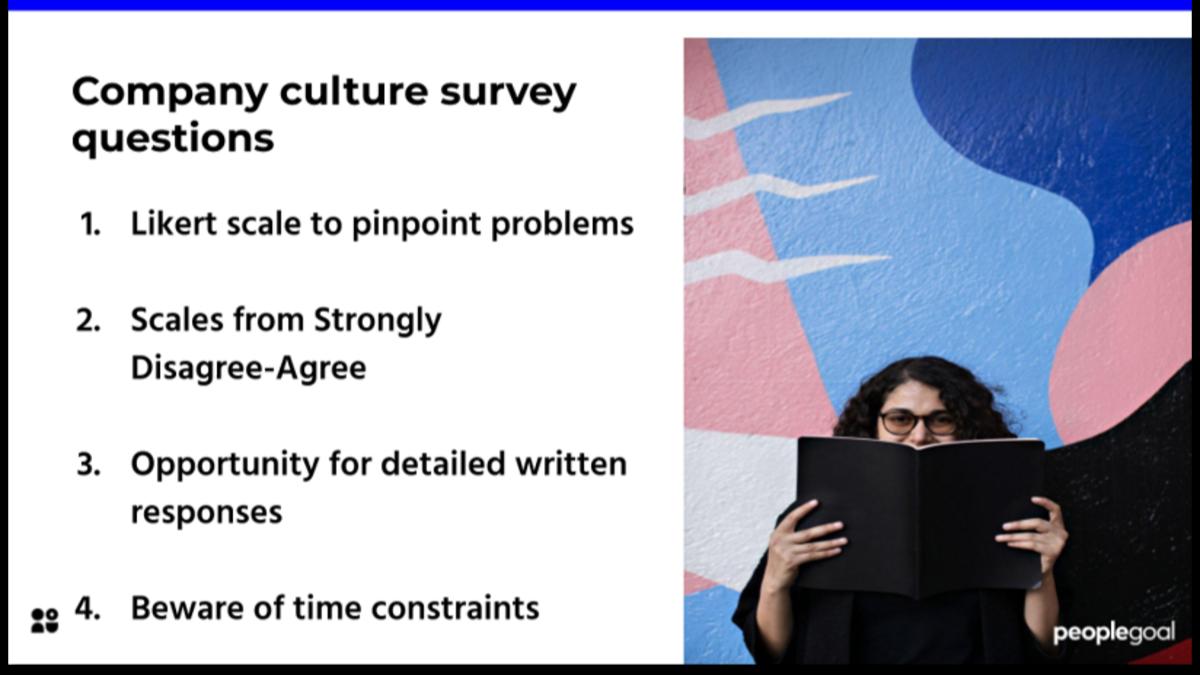 Company Culture Survey Questions