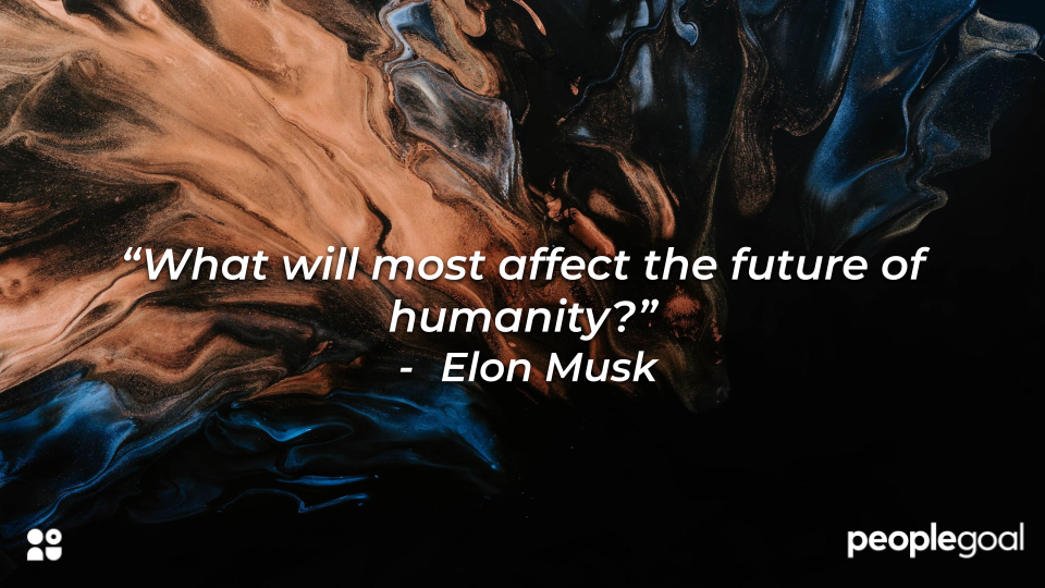Elon Musk SpaceX quote about future of humanity