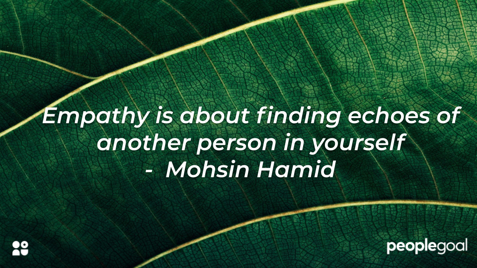 Qualities of a leader - Mohsin Hamid Quote