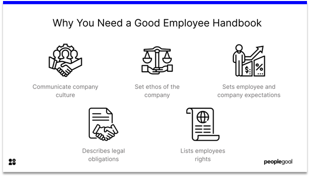 Employee Handbook - why you need a good employee handbook