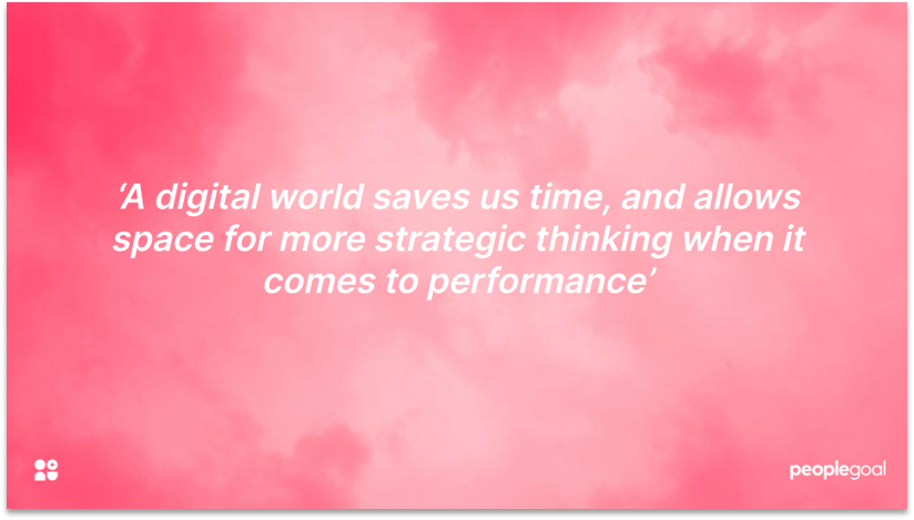 Performance Management System quote