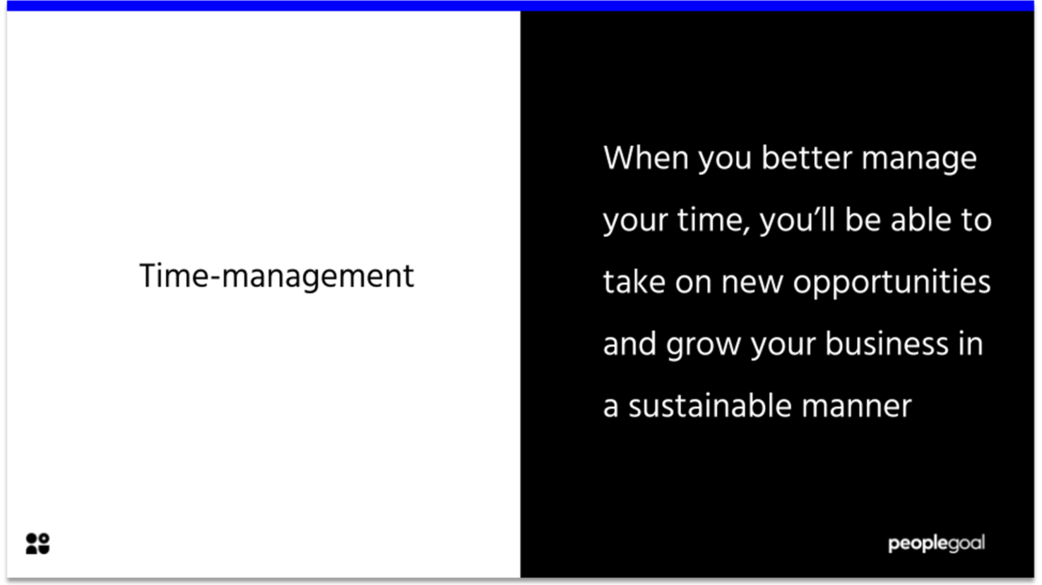 time-management - manager comments for the next review cycle
