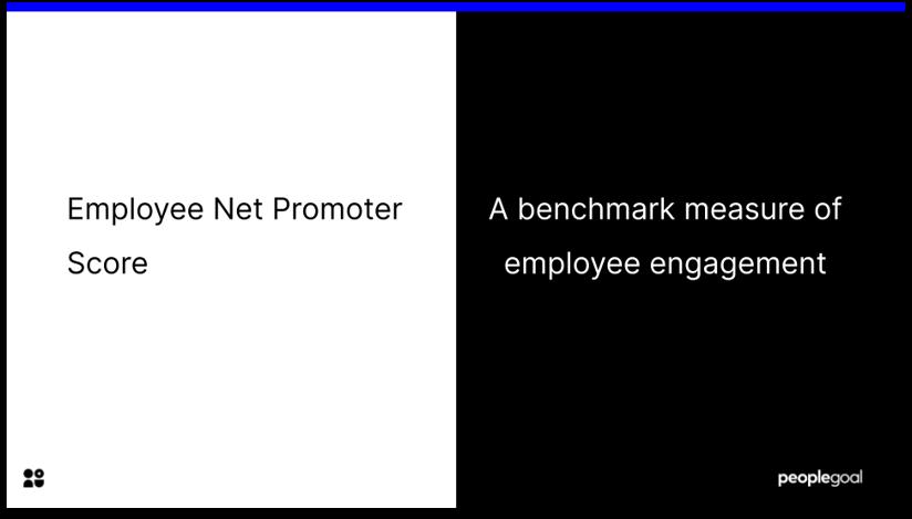 Employee Net Promoter Score Definition