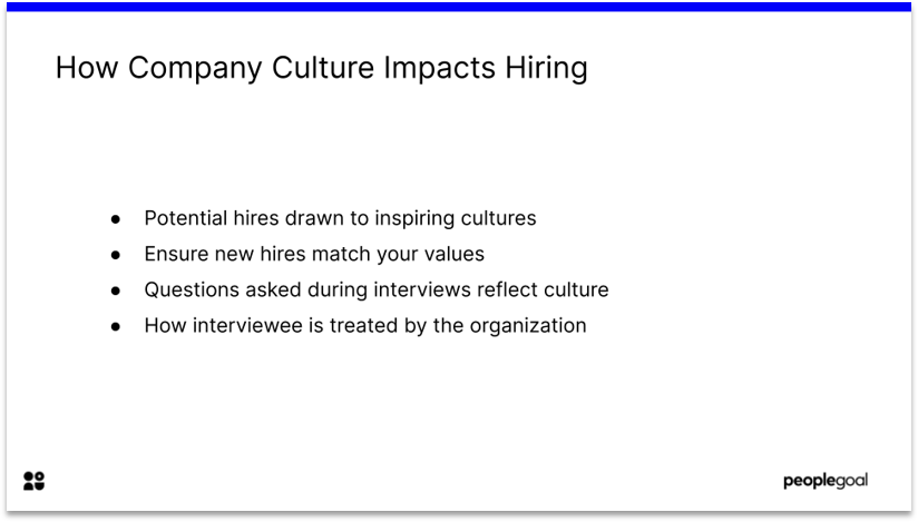 Company Culture and Interview Process