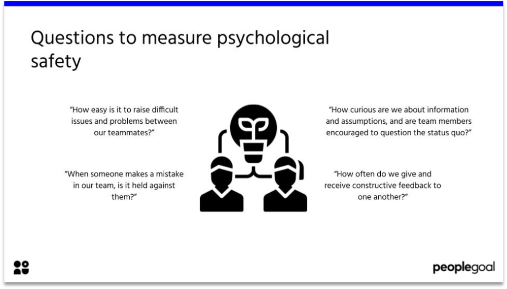 psychological safety survey peoplegoal