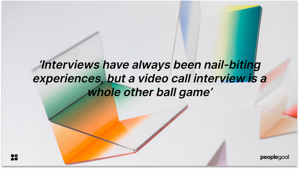Interview Process quote for interview questions