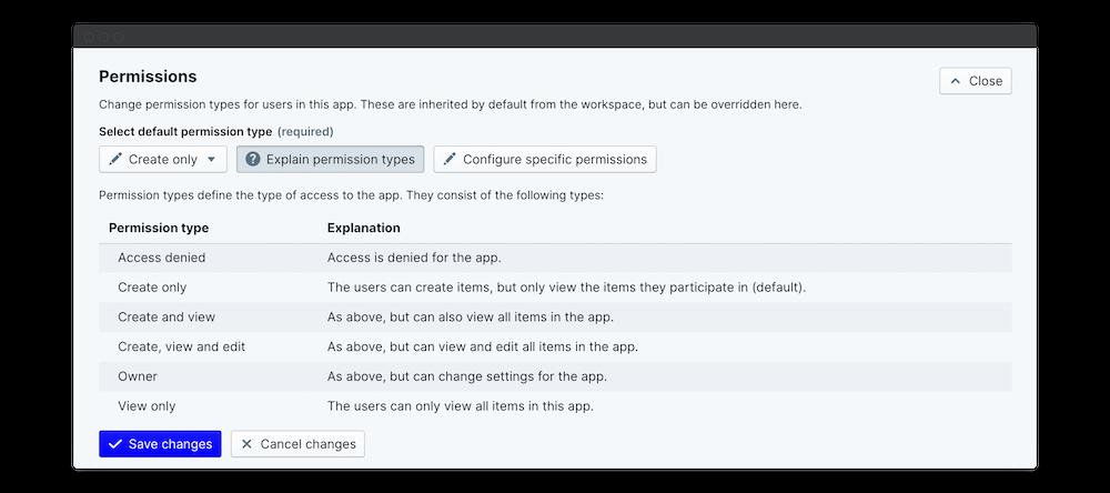 mood surveys permissions explained
