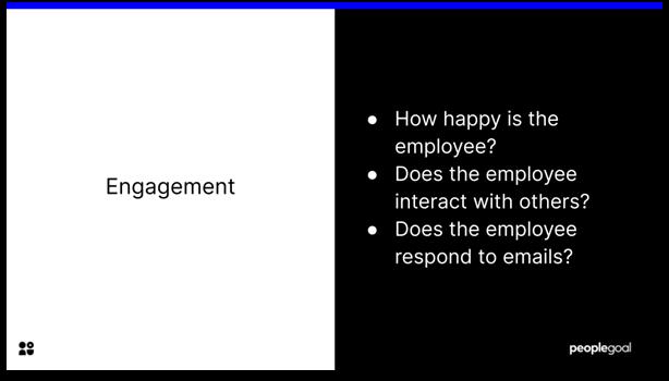 Key Performance Indicators - engagement