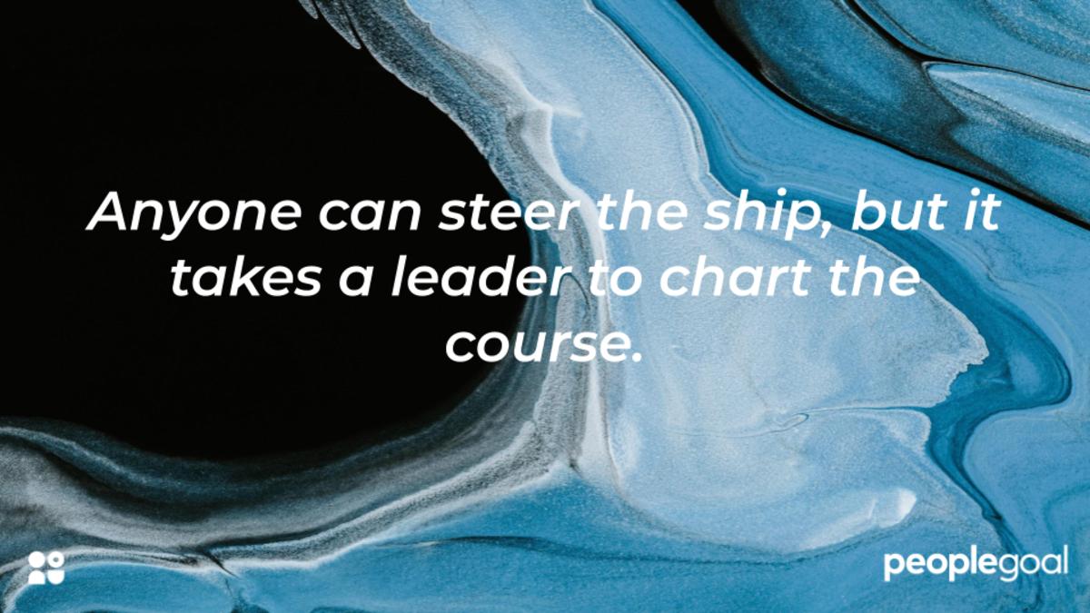 Company culture leaders steer ship