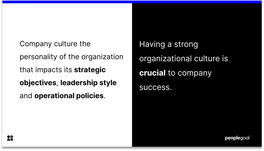high performance culture
