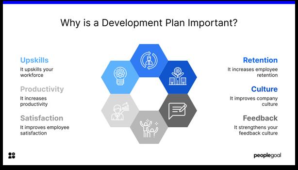 development Plan template - why is a development plan important