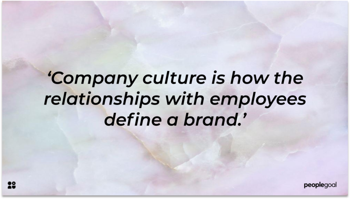 Definition of Company Culture