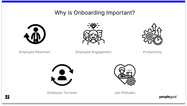 Onboarding - importance