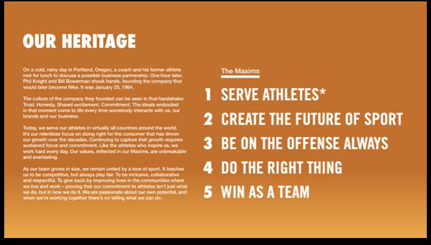 Employee Handbook - Nike