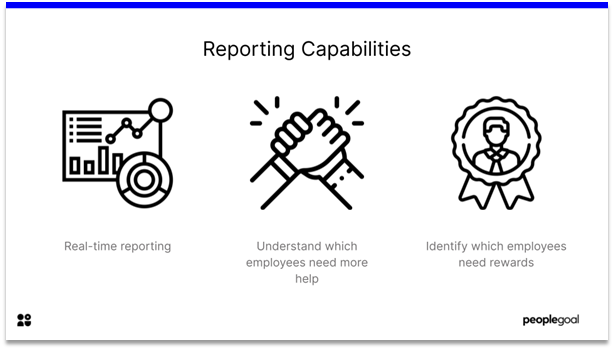 Performance Management Software - reporting capabilities