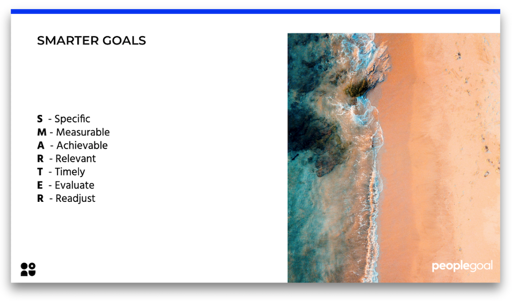 Smart Goals The Essential Guide Peoplegoal