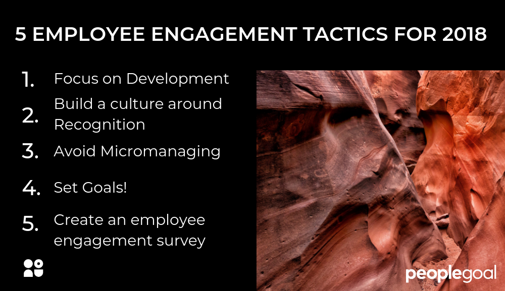 employee engagement tactics
