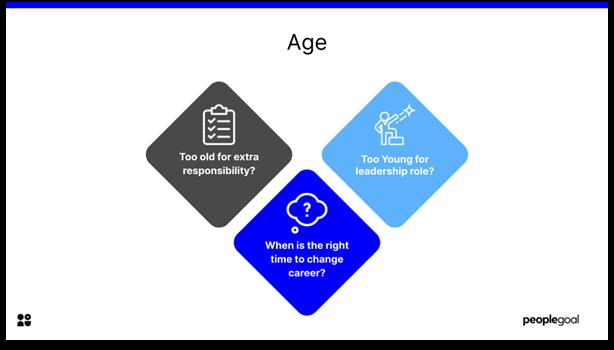 Career Development - age