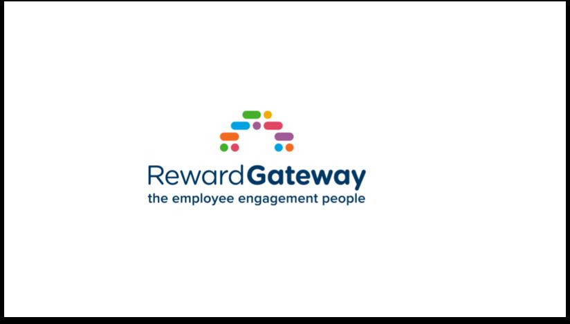 Reward Gateway logo employee engagement software