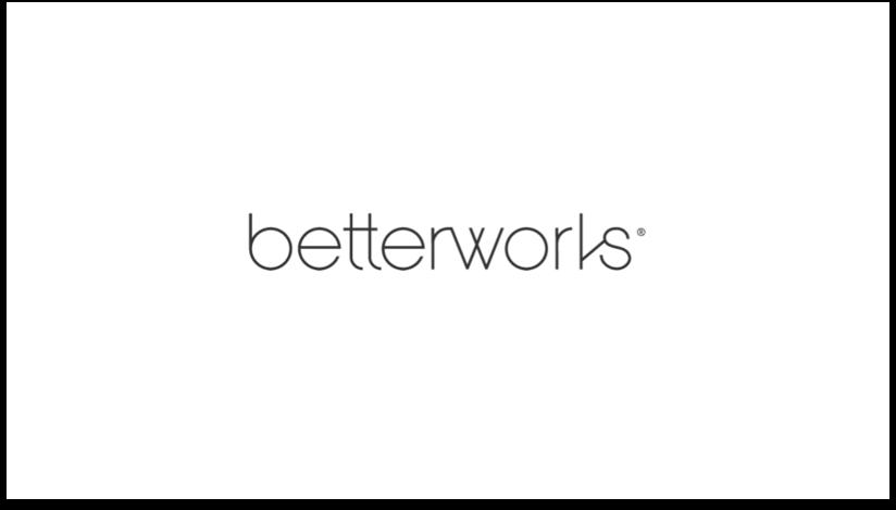 Betterworks logo employee engagement software