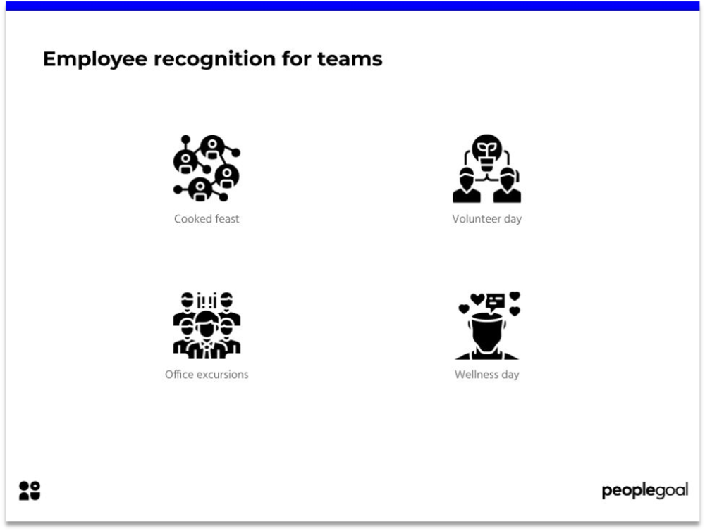 Employee Recognition for Teams