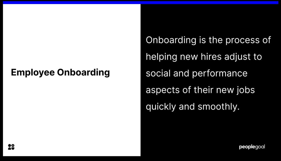 employee onboarding - defnin