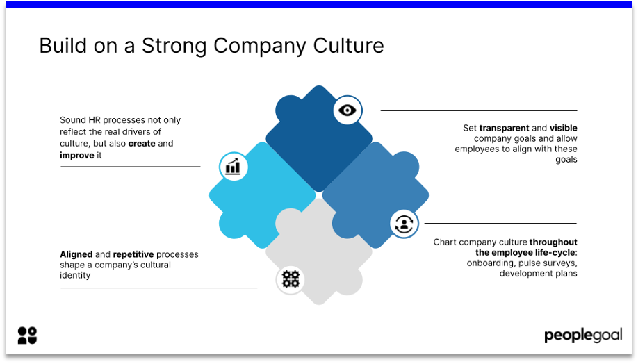 hr tech build on a strong company culture