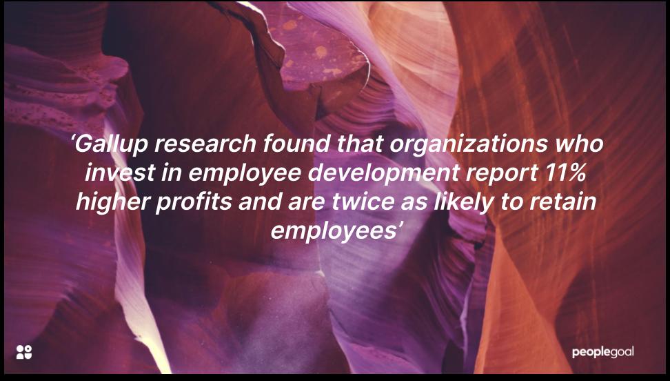 Employee Development to Improve Performance