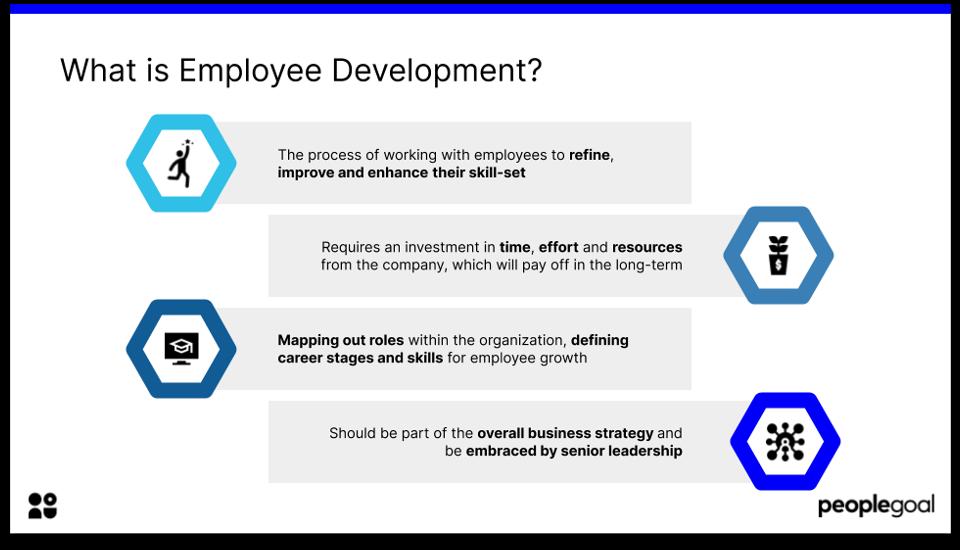 what is employee development