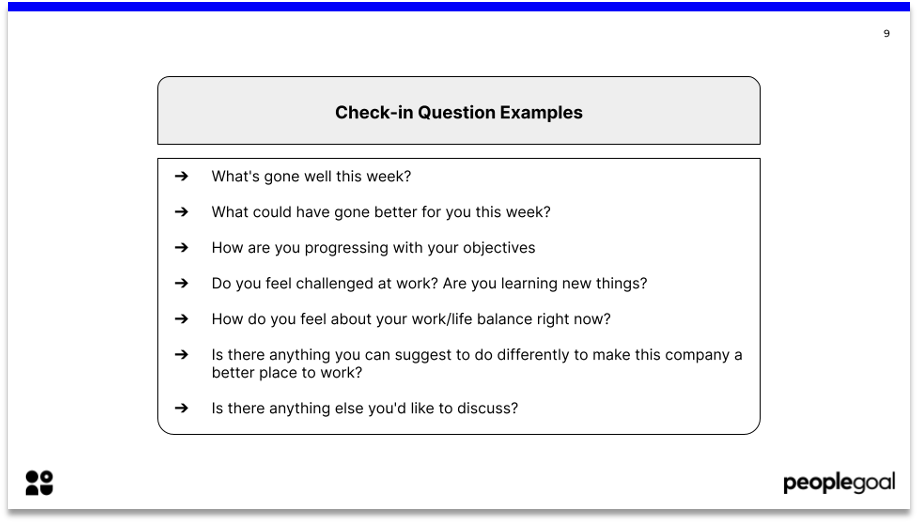 check-in questions examples