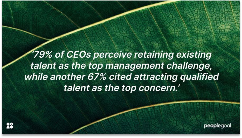 strategic workforce planning CEO quotation