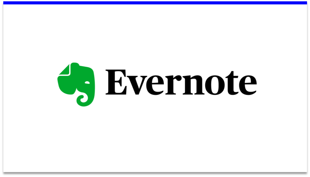 management tools - evernote
