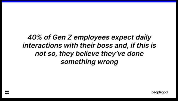 Gen Z Employee - interpersonal relationships