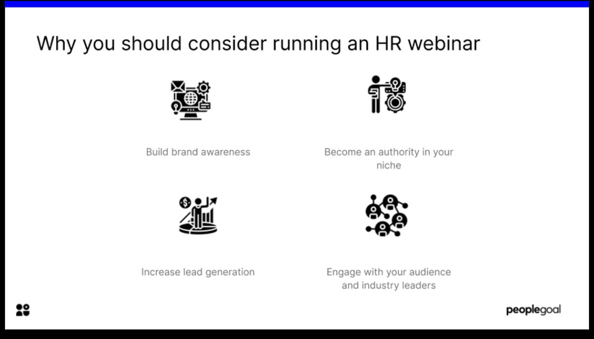 top 10 hr webinar themes why you should run an HR webinar