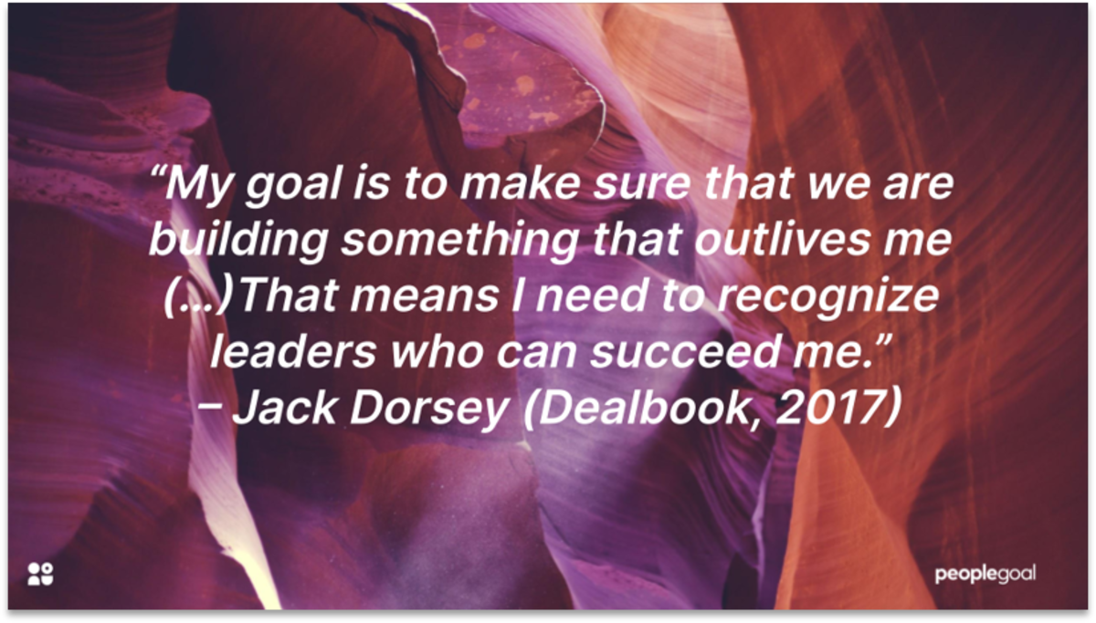 Jack Dorsey on Management styles
