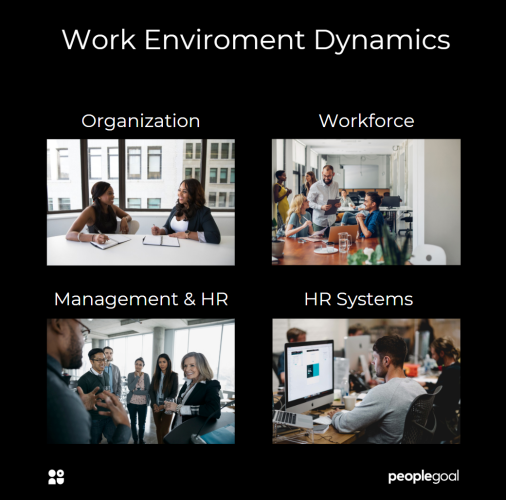 PeopleGoal Work Enviroment Dynamics