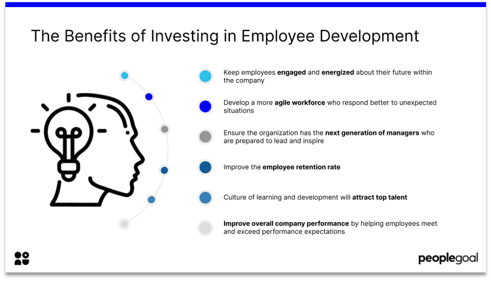 employee development benefits