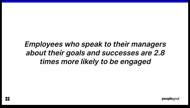 Career Development - speak to your supervisors