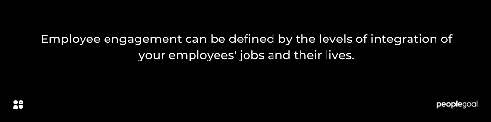 Employee engagement definition new age