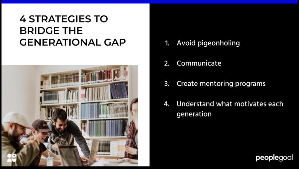 4 Strategies to Bridge the Generational Gap