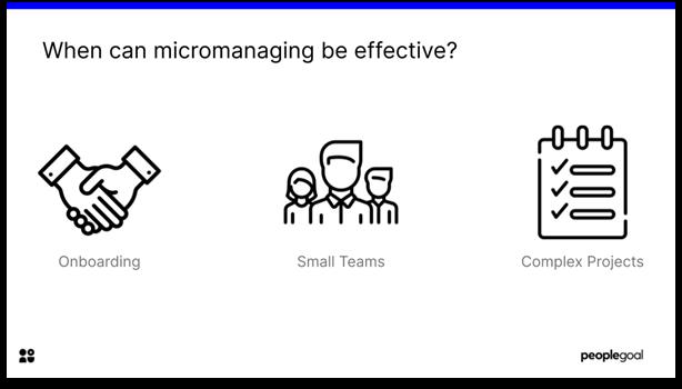 effective micromanagement